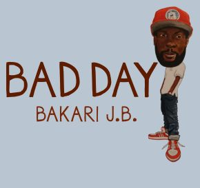 Bakari Bad Day Cover