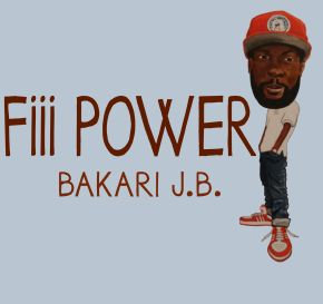 Bakari Fiii Power Cover